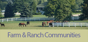 Aledo Homes Farm and Ranch Communities