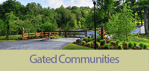 Aledo Homes Gated Communities